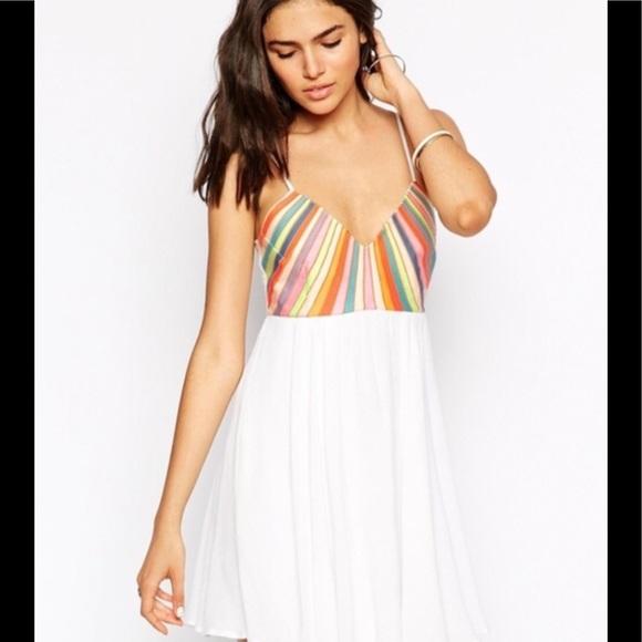 1b4bfbaef67e Mara Hoffman Dresses | Embroidered Dress | Poshmark